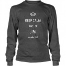 Jim Sweatshirt Tank Top T Shirt Meaning V-neck Sweaters