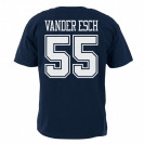 Dallas Cowboys Leighton Vander Esch Name And Number Tshirt